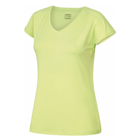Damen T-Shirt Tonie L hell. green Husky