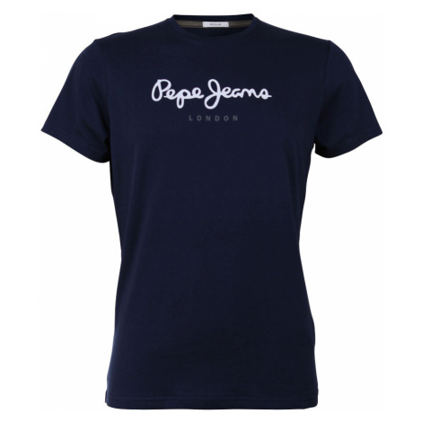 Pepe Jeans London Herren Rundhals T-Shirt Eggo