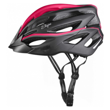 Etape VESPER rosa - Fahrradhelm für Damen