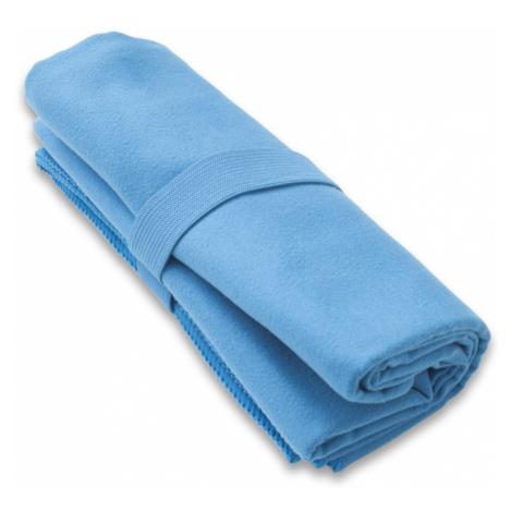 Schnell trocknend Handtuch SEIN  blue XL 100x160 cm