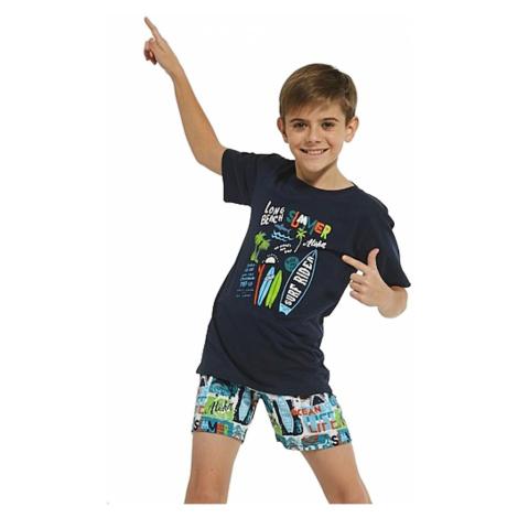 Jungen Bademäntel 789/85 kids surfer Cornette