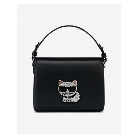 Karl Lagerfeld K/Iconik Choupette Small Handtasche Schwarz