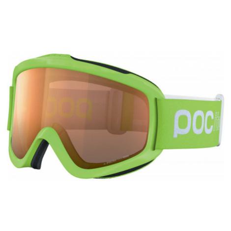 POC POCITO IRIS grün - Skibrille für Kinder