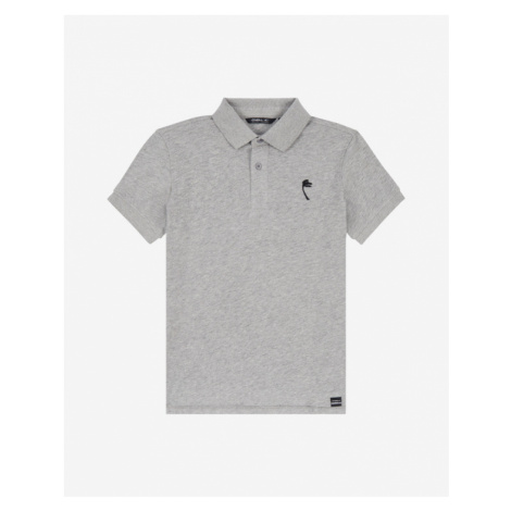 O'Neill Palm Polo T- Shirt Kinder Grau
