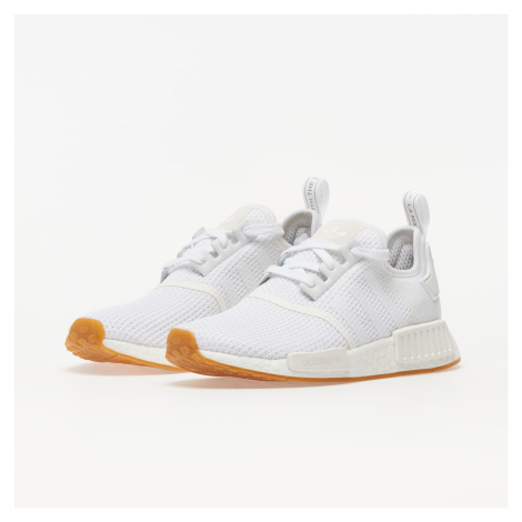 adidas NMD_R1 Ftw White/ Ftw White/ Gum 3