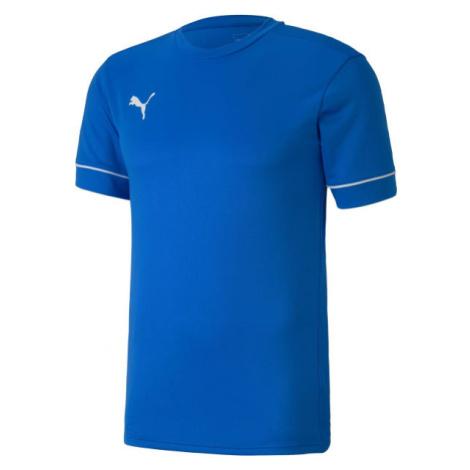Puma TEAM GOAL TRAINING JERSEY CORE blau - Herren Sportshirt