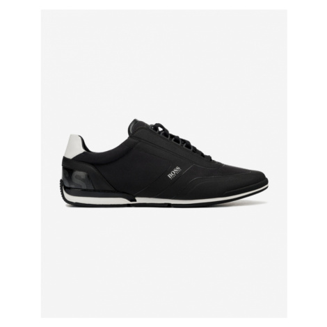 BOSS Saturn Low Tennisschuhe Schwarz Hugo Boss