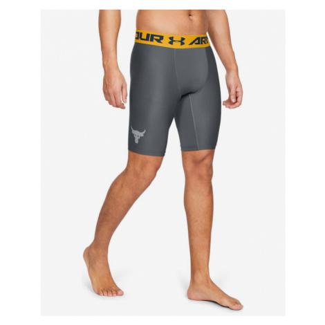 Under Armour Project Rock HeatGear® Armour Shorts Grau