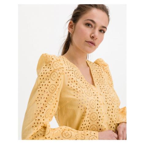 Vero Moda Deja Bluse Gelb
