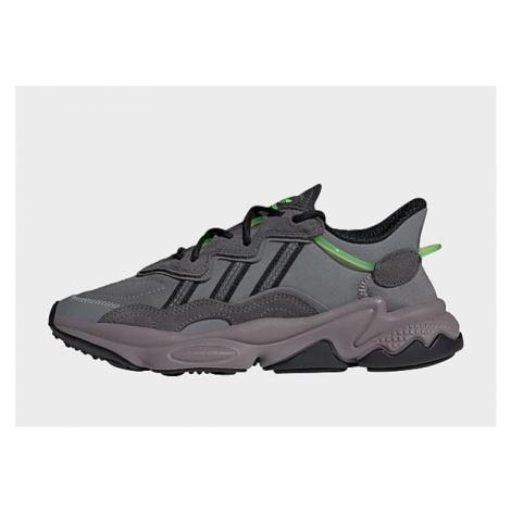 Adidas Originals OZWEEGO Schuh - Grey Five / Grey Three / Team Solar Green, Grey Five / Grey Thr