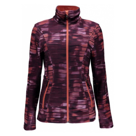 Sweater Spyder Women `s Endure NOVELTY Mid WT Full Zip 878209-637