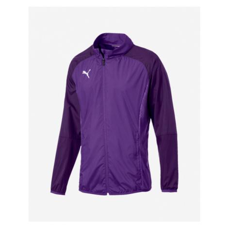 Puma Cup Sideline Woven Core Jacket Lila