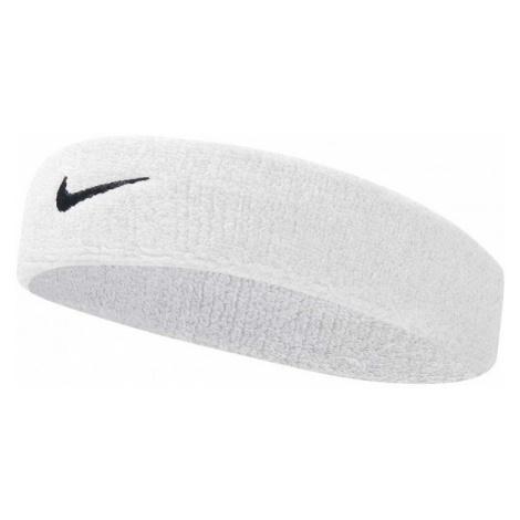 Nike SWOOSH HEADBAND weiß - Stirnband
