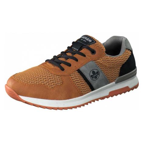Rieker Sneaker Herren orange
