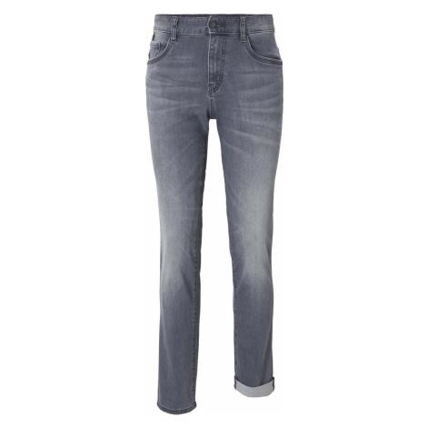 TOM TAILOR Herren Josh Regular Slim Jeans, grau