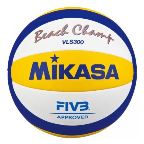 Mikasa VLS 300 gelb - Kinder Volleyball