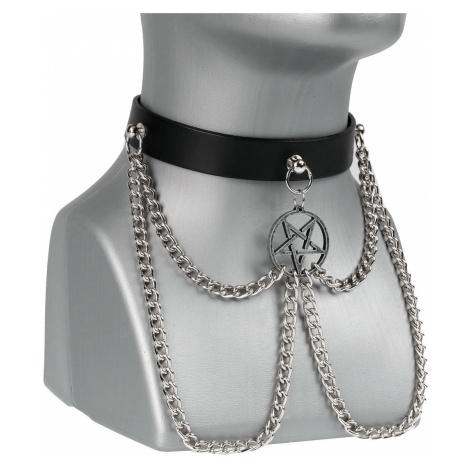 Halsband Pentagramm - LSF9 16