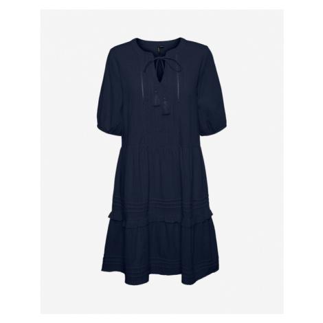 Vero Moda Bia Kleid Blau