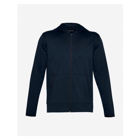 Under Armour Armour Fleece Sweatshirt Blau