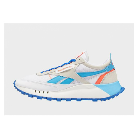 Reebok classic leather legacy shoes - Cloud White / Chalk / Court Blue - Herren, Cloud White / C