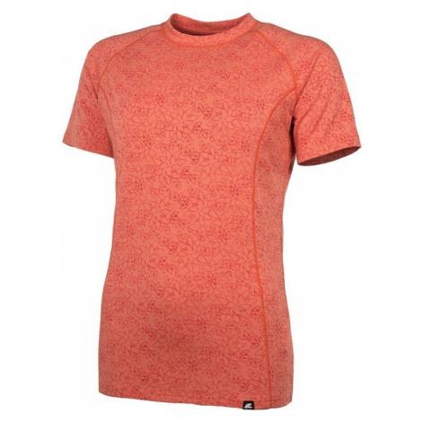 T-Shirt HANNAH Baumwolle L 22 Hot coral (red)