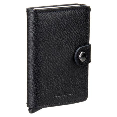 Secrid Kartenetui Miniwallet Crisple Black (0.1 Liter)