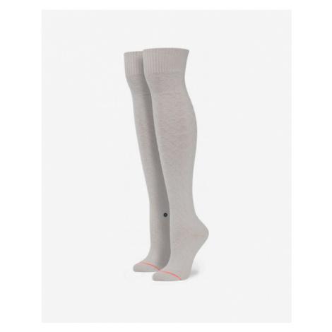 Stance Pom Pom Socken Grau Beige