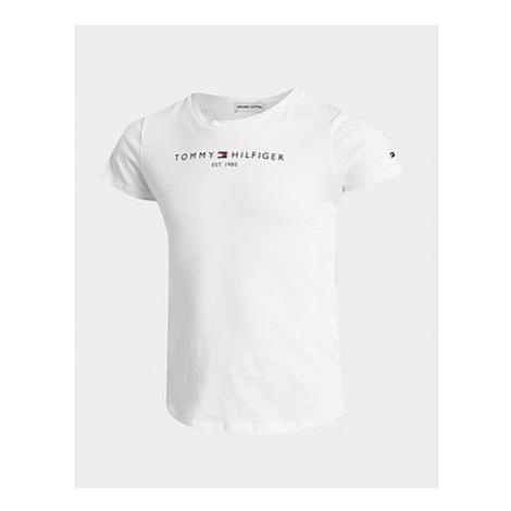 Tommy Hilfiger Girls' Essential T-Shirt Kleinkinder - Kinder