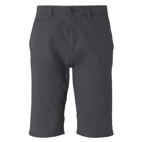TOM TAILOR Herren Josh Slim Chino-Shorts, grau
