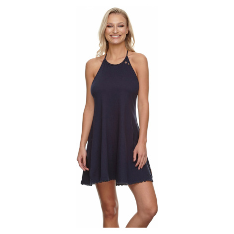 Ragwear Kleid Damen SERAFINA 2111-20005 Navy 2028 Dunkelblau