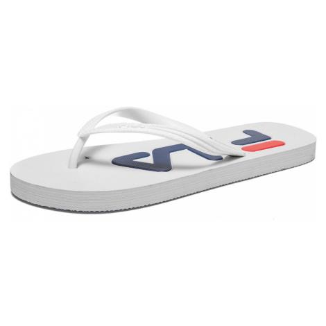Weiβe flip flops für damen