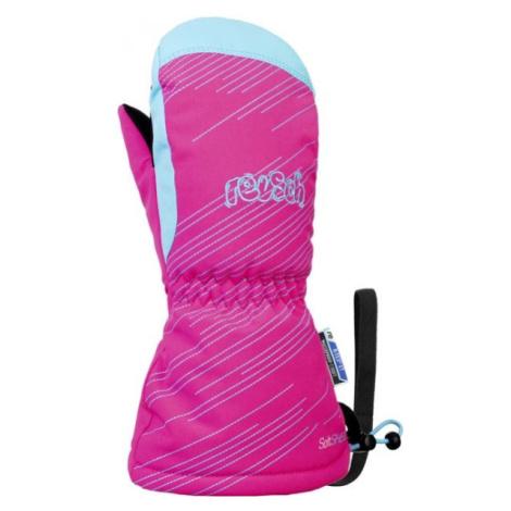 Reusch MAXI R-TEX XT MITTEN rosa - Skihandschuhe