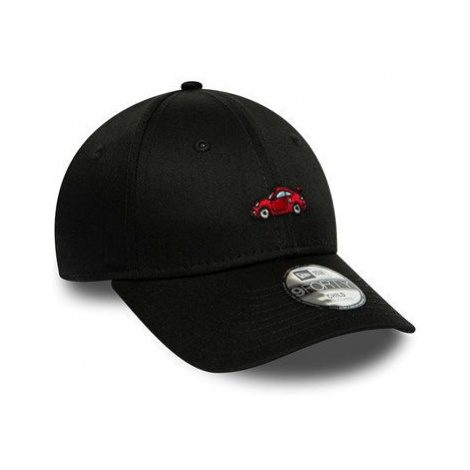 New Era 9FORTY TRANSPORT schwarz - Jungen Cap
