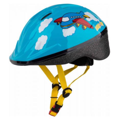 Arcore WAPI blau - Jungen Fahrradhelm