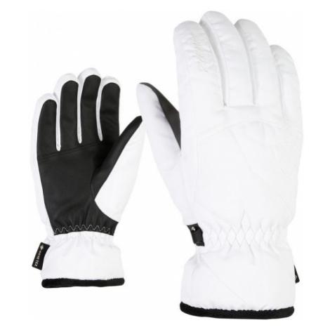 Ziener KARRI GTX W weiß - Handschuhe für Damen