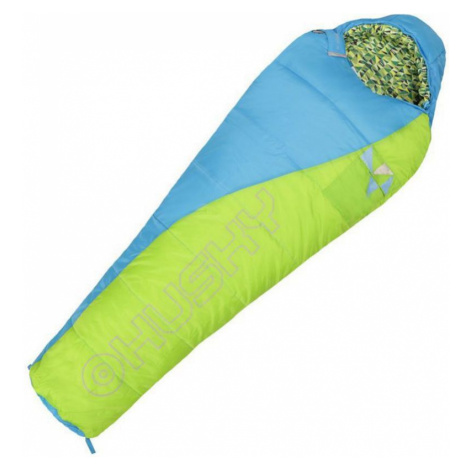 Schlaf Sack Husky Kids Merlot New -10°C green