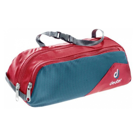Kosmetiktasche Deuter Wash Bag Tour I feuer arktis