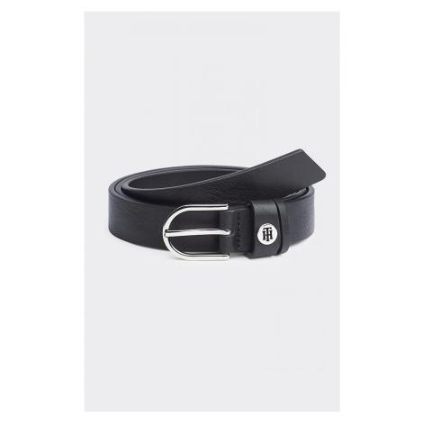 Tommy Hilfiger Gürtel Classic Belt 2.5 cm breit Schwarz Länge 95 cm