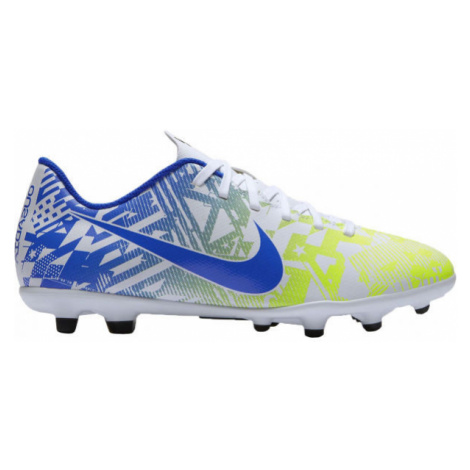 Nike JR MERCURIAL VAPOR 13 CLUB NJR FG/MG gelb - Kinder Fußballschuhe