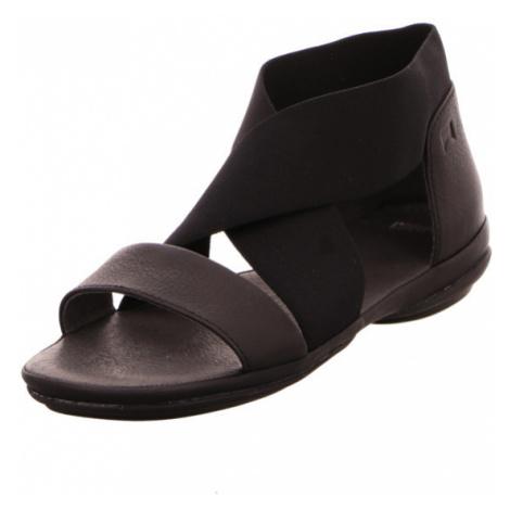 Damen Camper Klassische Sandalen schwarz