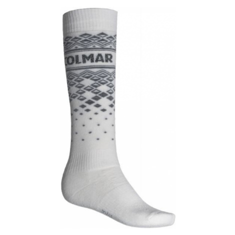 Colmar LADIES SOCKS weiß - Damen Skistrümpfe