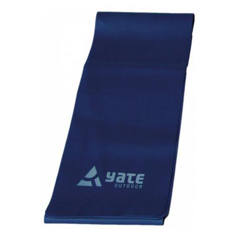 Ausbildung Gürtel Fit Band 25mX15cm, extra fest, blau