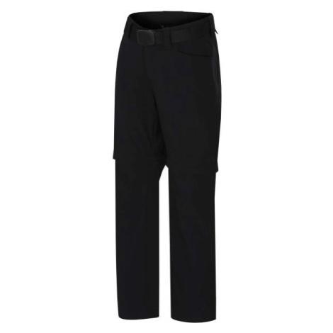 Hannah TOPAZ schwarz - Kinder Sporthose mit abnehmbaren Hosenbeinen