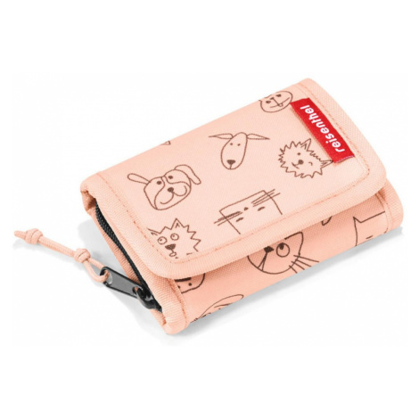 Reisenthel Wallet S Kids Cats and Dogs Rose