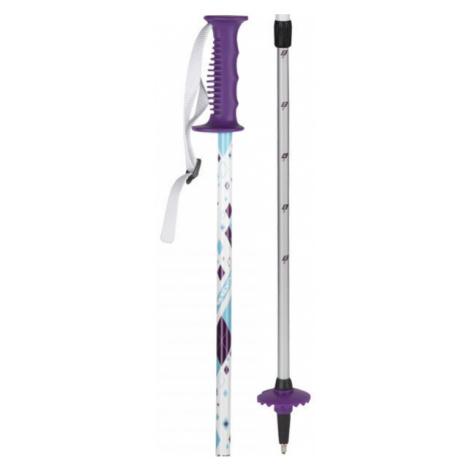 Arcore KSP 1.1 weiß - Skistöcke zum Abfahrtslauf für Kinder