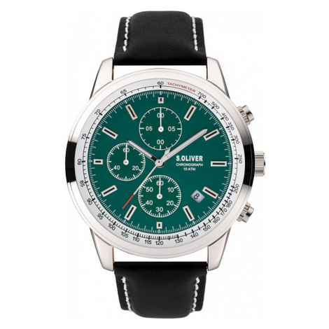 S.Oliver Chronograph SO-3934-LC