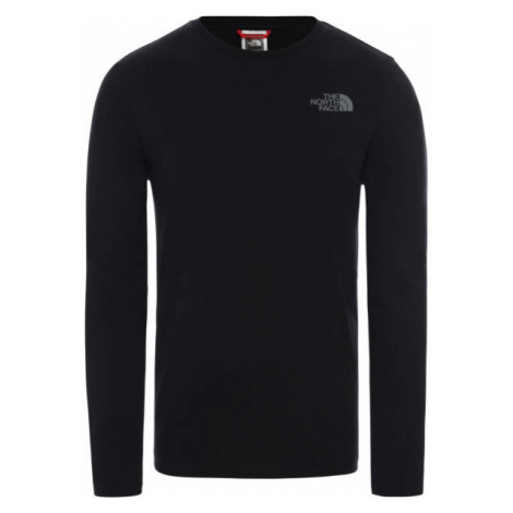 The North Face L/S EASY TEE DEEP - Herren Shirt