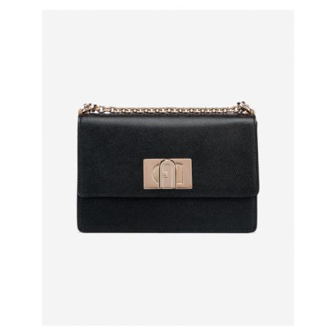 Furla 1927 Mini Cross body bag Schwarz
