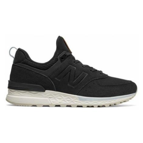 New Balance WS574PMD schwarz - Damen Sneaker