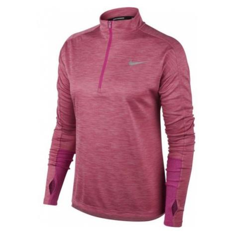 Nike PACER TOP HZ W rosa - Damen Sportshirt